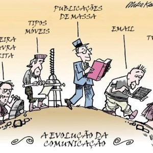 Tirinha: A Evoluo da Comunicao