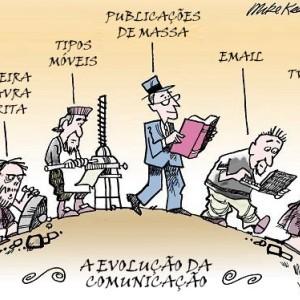 Tirinha: A Evolução da Comunicação