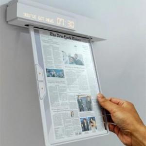 Inovação do Jornal: Mais um jornal sem papel