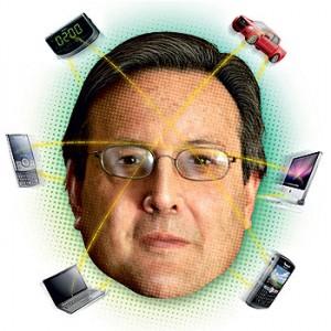 Tudo é (ou será) Internet, segundo Jeffrey Cole