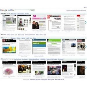 Folheando jornais na Internet