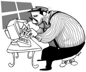 Jornalista no PC