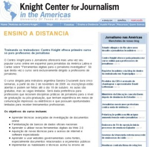 Knight Center for Journalism