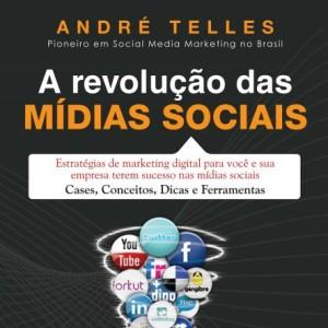 """Hoje tem lançamento do livro """"A Revolução das Mídias Sociais"""" e início da semana do marketing digital"""