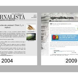 O blog oJornalista.com recebe cara nova e sorteia o livro Redes Sociais na Internet