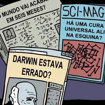 Nova regra para o Jornalismo Científico