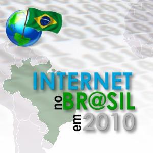 A Internet no Brasil em 2010