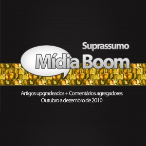 E-book para download: Suprassumo Mídia Boom