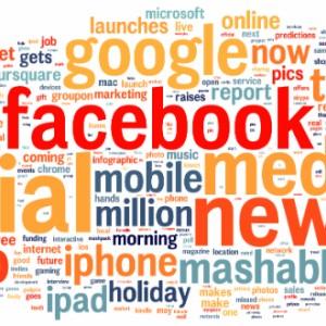 As pessoas leem mais no Twitter ou no Facebook?