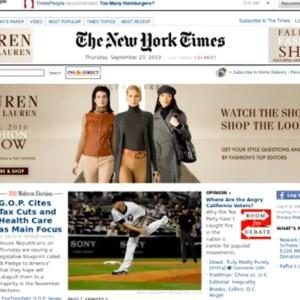 12 mil capas do NYTimes.com em um vídeo de 7 minutos