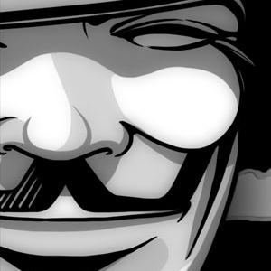 Anonymous em Quadrinhos: Nós não nos esquecemos, nós não perdoamos!